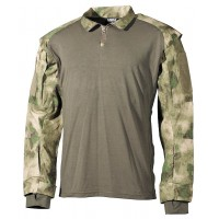 Militair tactisch shirt (HD bos)